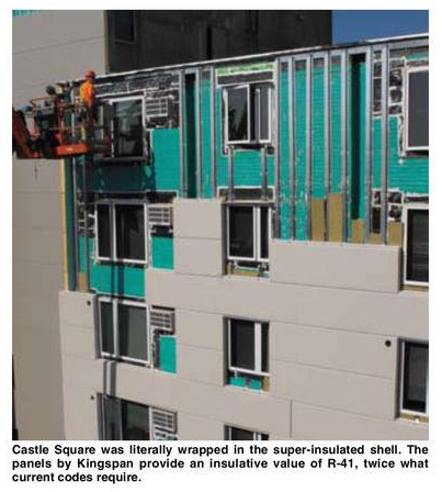 Deep Energy Retrofit on Apartments to Reduce Energy 73