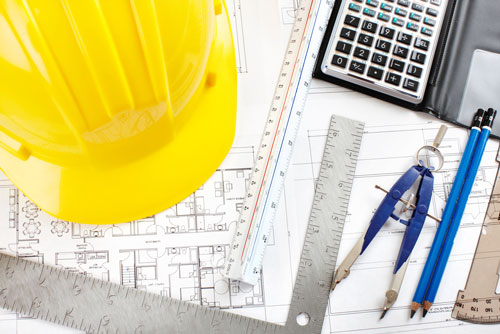 Construction workzone determining overhead and profit margins in construction malvernweather Images